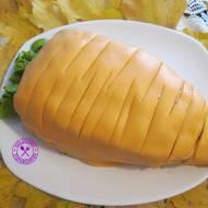 Ciasto marchewkowe w formie marchewki