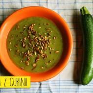 Najprostsza zupa krem z cukinii w 30 minut