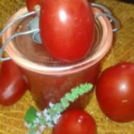 pomidorowo ziołowy sos domowy