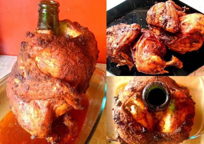 Przepis Na Kurczak Na Butelce Piwa Pelusiowa Kuchnia