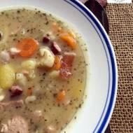 Zupa ziemniaczana – dobra zupa, to ciepła zupa :)