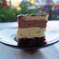 Czekoladowe ciastko z nutką mięty