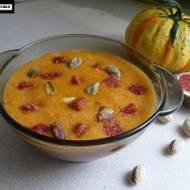 Zupa dyniowo - figowa