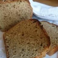 ziołowy chleb z oliwą na zakwasie