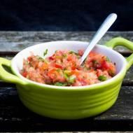 Salsa pomidorowa.