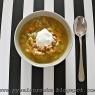 Zupa ogórkowa - łatwy przepis