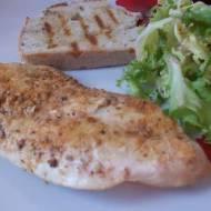 Kurczak z grilla na ostro