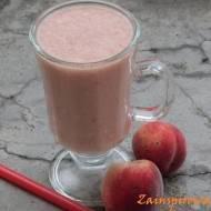 Brzoskwiniowo - jabłkowy koktajl
