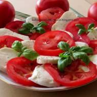 Mozzarella z pomidorkami