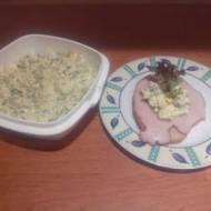 Pasta Serowo-Jajeczna