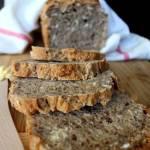 Pszenny chleb pełnoziarnisty