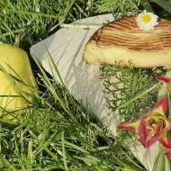 Wędzony ser camembert z ziołami