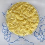 Szpajza ze mango (Deser śląski- wersja eksperymentalna z mango)
