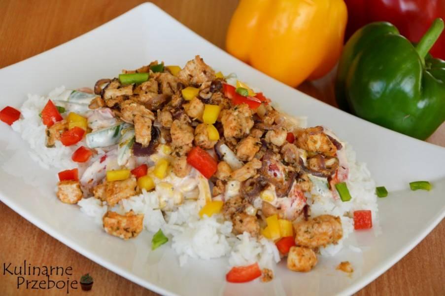 Przepis Na Potrawka Z Kurczaka A La Gyros Kulinarne Przeboje