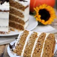 Tort dyniowy z cukinią…