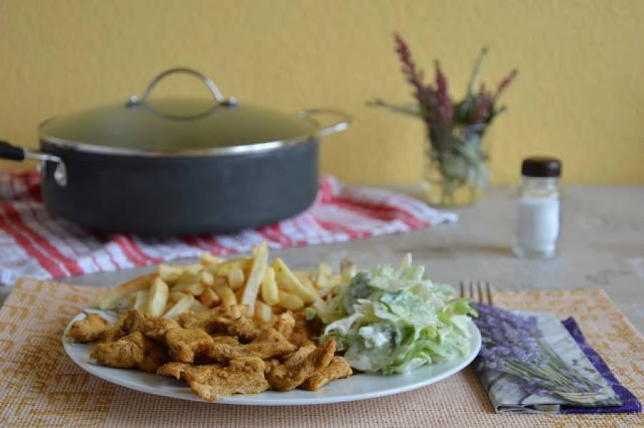 Przepis Na Gyros Z Kurczaka Smaczne I Szybkie Danie Obiadowe