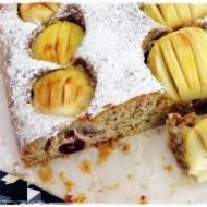 Jesienne ciasto z jablkami