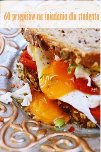 60 przepisów śniadaniowych dla studenta