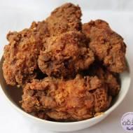 Pikantne skrzydełka jak z KFC