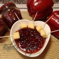 Dżem z Papryki – jako dodatek do serów i mięs