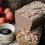 Chleb żytni na zakwasie bez zagniatania…