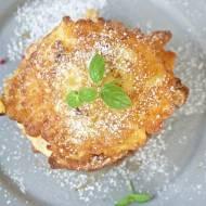 Placuszki z jabłkami idealne na jesienne śniadanie