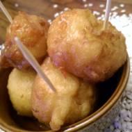 Kokosowe kulki z kurczakiem