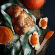 Mus z dyni i pomarańczy