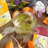 Herbata imbirowa z tymiankiem