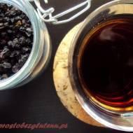 Herbatka z owoców z czarnego bzu