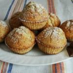 Muffiny z czekoladą