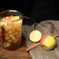 Pieczona herbatka jabłkowa