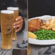 Fish&chips w Weston-super-Mare