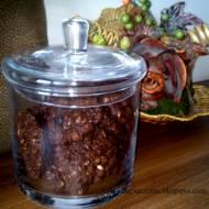 Ciastka jaglane na razowej mące orkiszowej