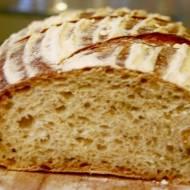 Chleb młynarza (na zakwasie)