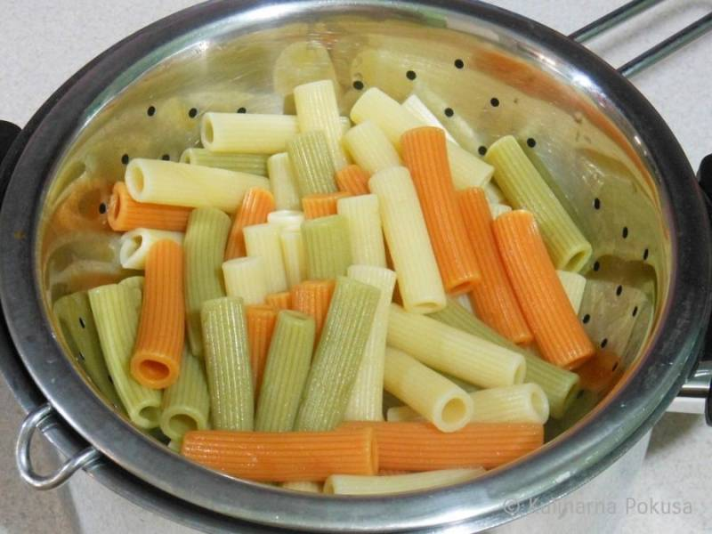 Jak ugotować idealny makaron