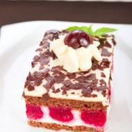 Tort z Czarnego Lasu- Schwarzwälder Kirschtorte