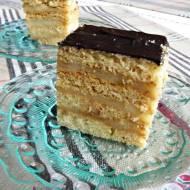 Ciasto miodowe z kaszą manną