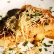 Hiszpańska tortilla z chorizo