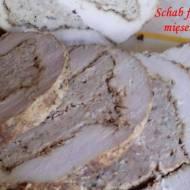 Schab faszerowany - wiem, co jem