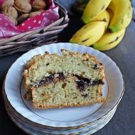 Ciasto cynamonowo - bananowe