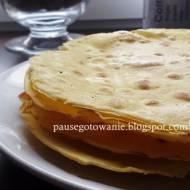 Placki kukurydziane, z których możesz zrobić domowe nachosy lub domowe quesadillas