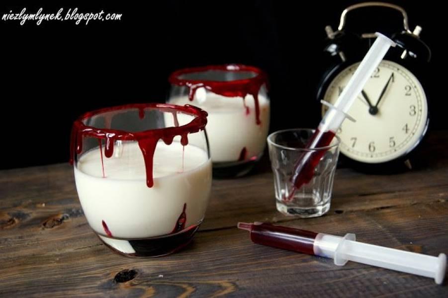 Krwawe drinki na Halloween