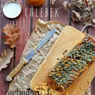 FIT chlebek jaglano-dyniowy bez białej mąki i cukru