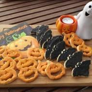 Kruche ciasteczka na Halloween