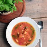 bezglutenowa pomidorowa, czyli bez makaronu i ryżu