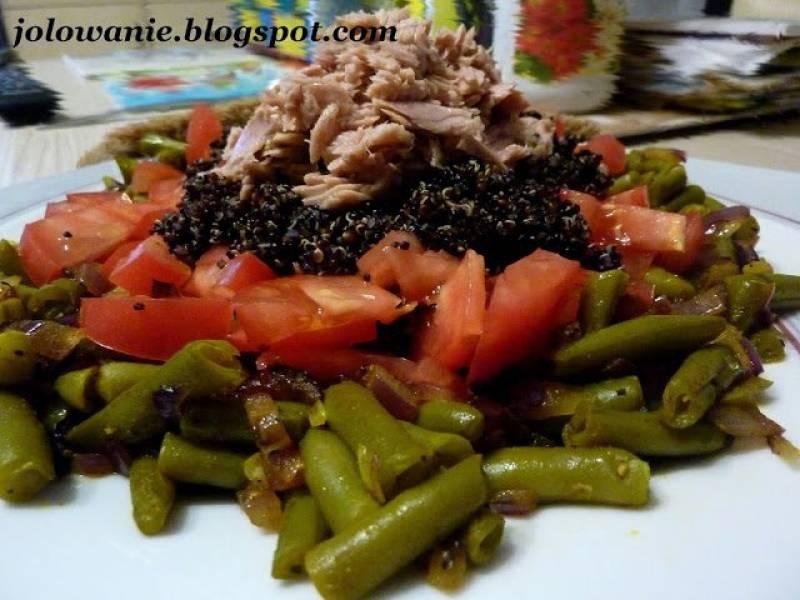 Przepis Na Salatka Z Quinoa Komosa Ryzowa Czarna Pasje Jolki
