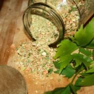 Domowe warzywko z lubczykiem – przyprawa bez chemii