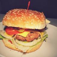 Prawdziwe domowe burgery