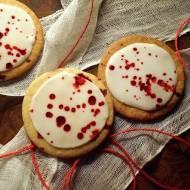 Krwawe ciasteczka na Halloween